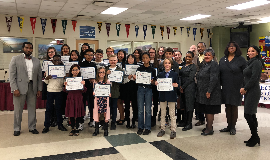 Teaneck Public Schools Recognizes NJSLA Exceptional Achievers