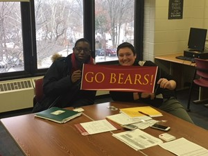Instant Decision Day with Bloomfield College