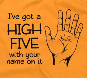 Photo of High Five
