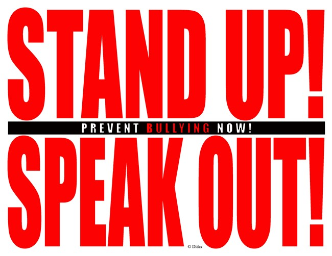Stand up! Speak Out!