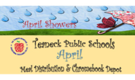 District Free Breakfast, Lunch & ChromeDepot - April Schedule