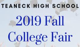 THS 2019 Fall College Fair, October 30