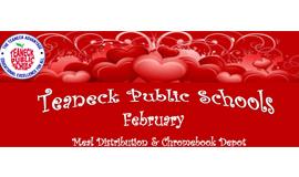 District Free Breakfast, Lunch & ChromeDepot - Feb. Schedule