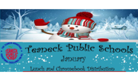 District Free Breakfast, Lunch & ChromeDepot - Jan. Schedule