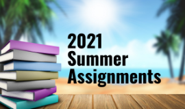 Teaneck School District - Elementary School Summer Assignments