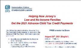 IRS ADVANCED CHILD TAX CREDIT