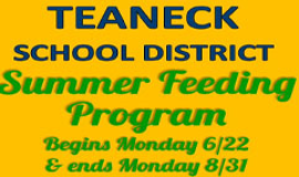 TPS Summer Food Program June 22 - August 31, 2020