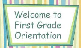 Whittier School's First Grade Orientation Video