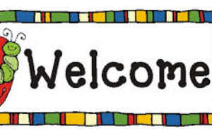 Welcome Incoming 1st Graders!