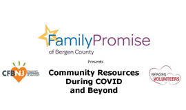 Community Resources During COVID and Beyond, March 2, 2021