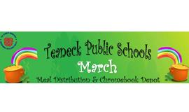 District Free Breakfast, Lunch & ChromeDepot - March Schedule