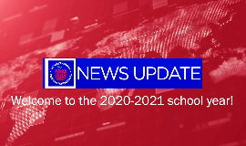 Dr. Irving's Welcome Message 2020-2021