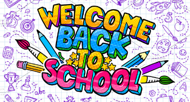 We Are Happy to Have You Back!