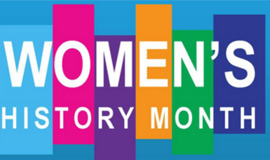 Celebrating Women's History Month - Special Events