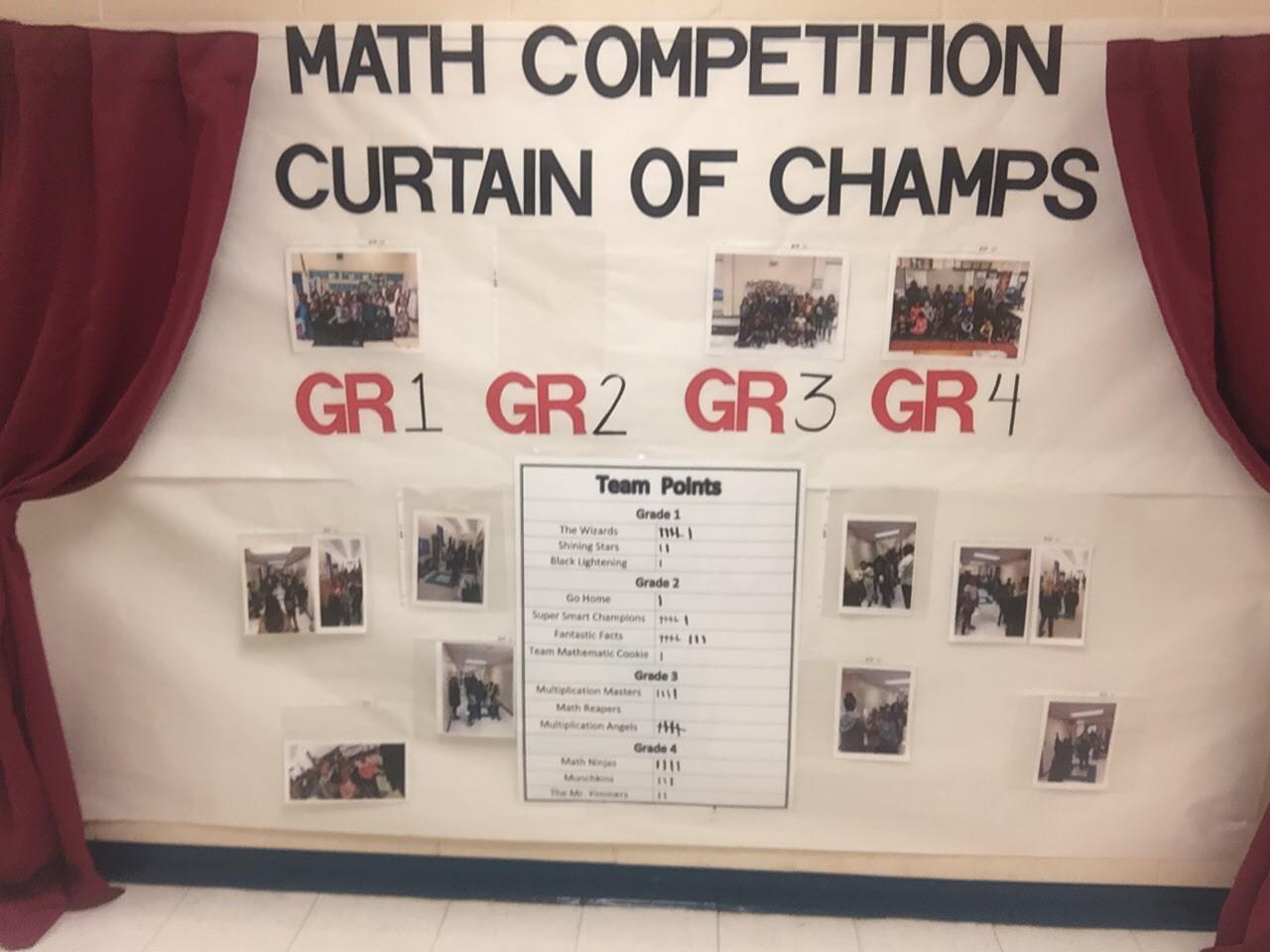 Math Champions
