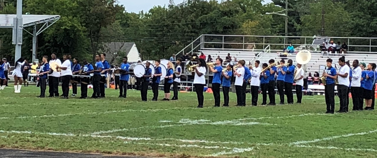 Teaneck High School Marching Band