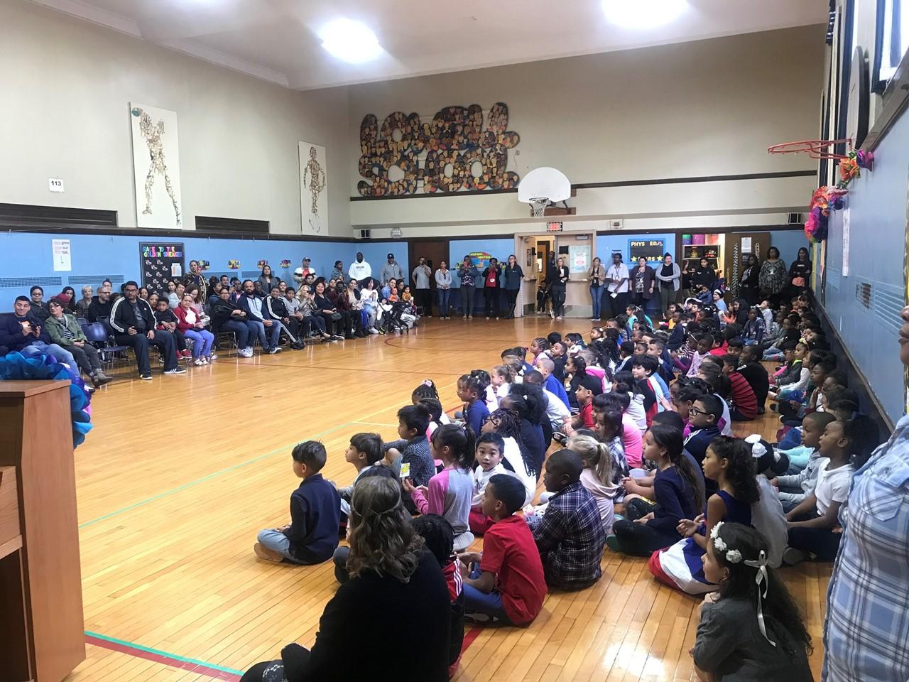 Hispanic Heritage Celebration Assembly