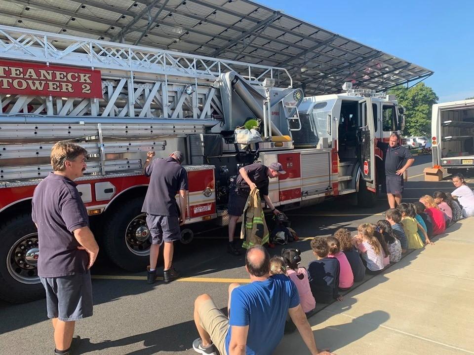 Fire truck demo