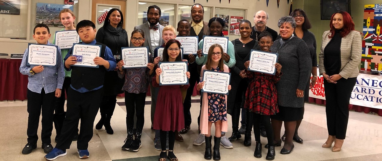 Hawthorne's Exceptional Achievers