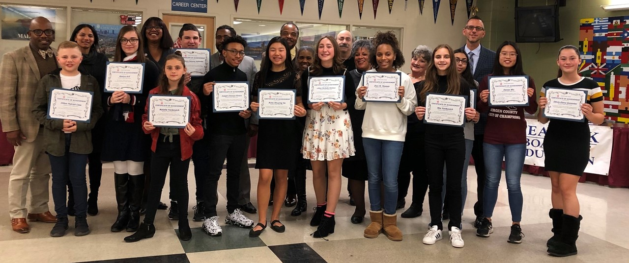 BFMS' Exceptional Achievers