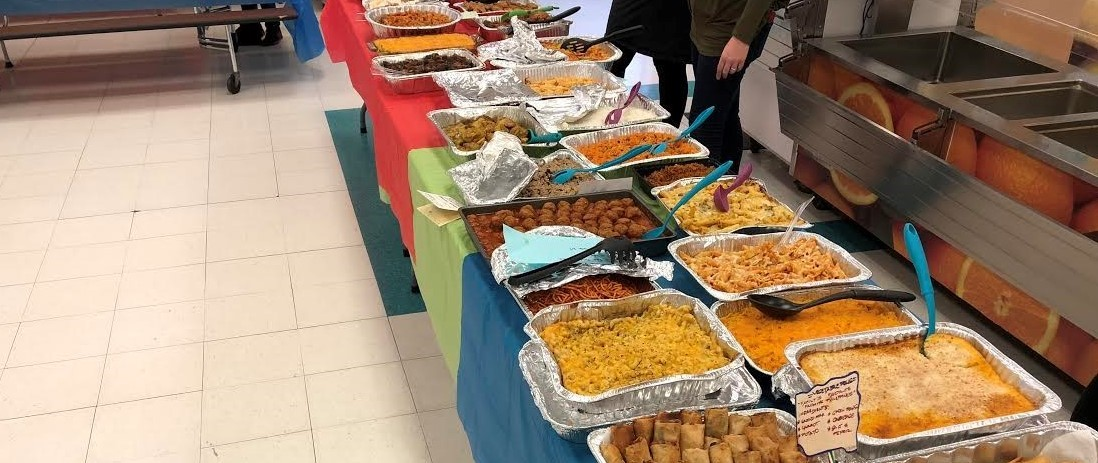 Second Grade Feast