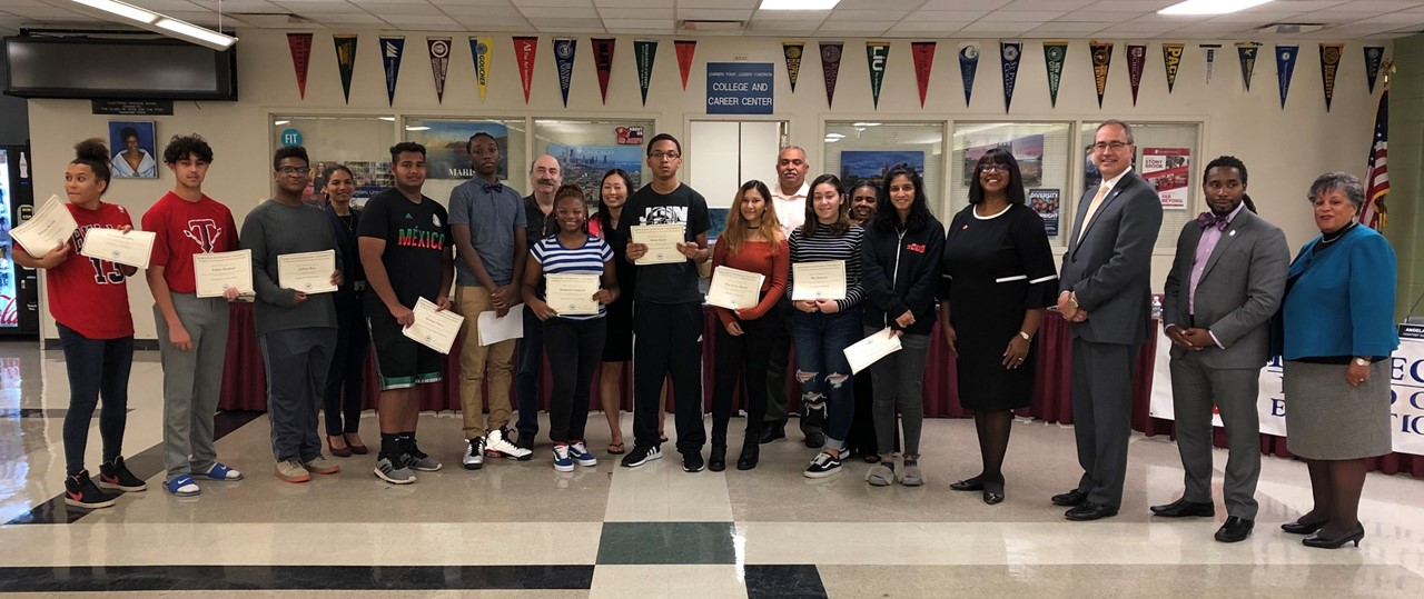 Exceptional Students Recognized by BOE