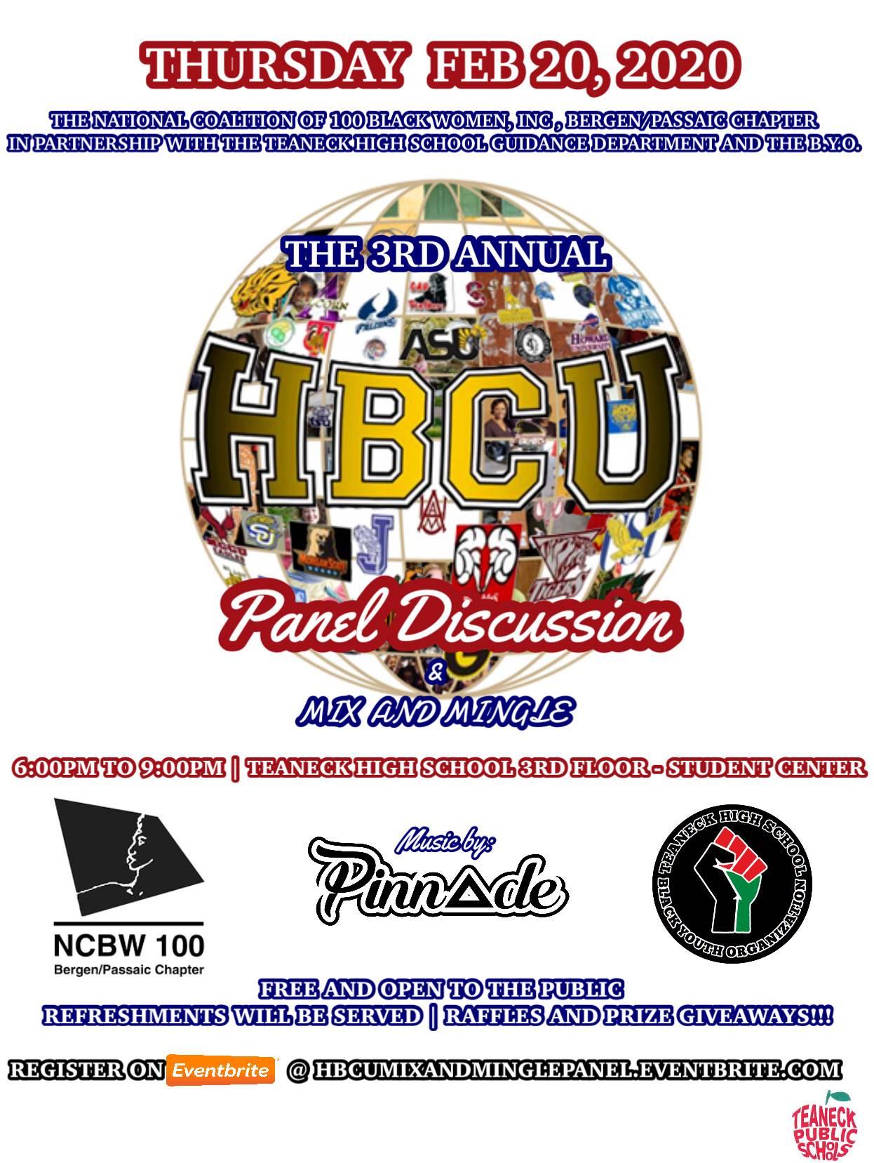 HBCU Panel