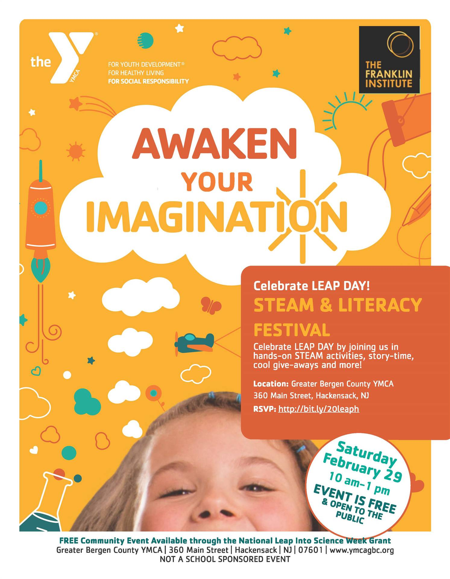 STEAM & Literacy Festival