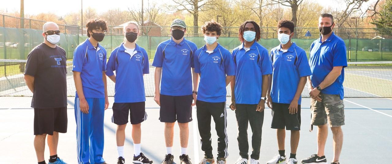 Boys' Varsity Tennis