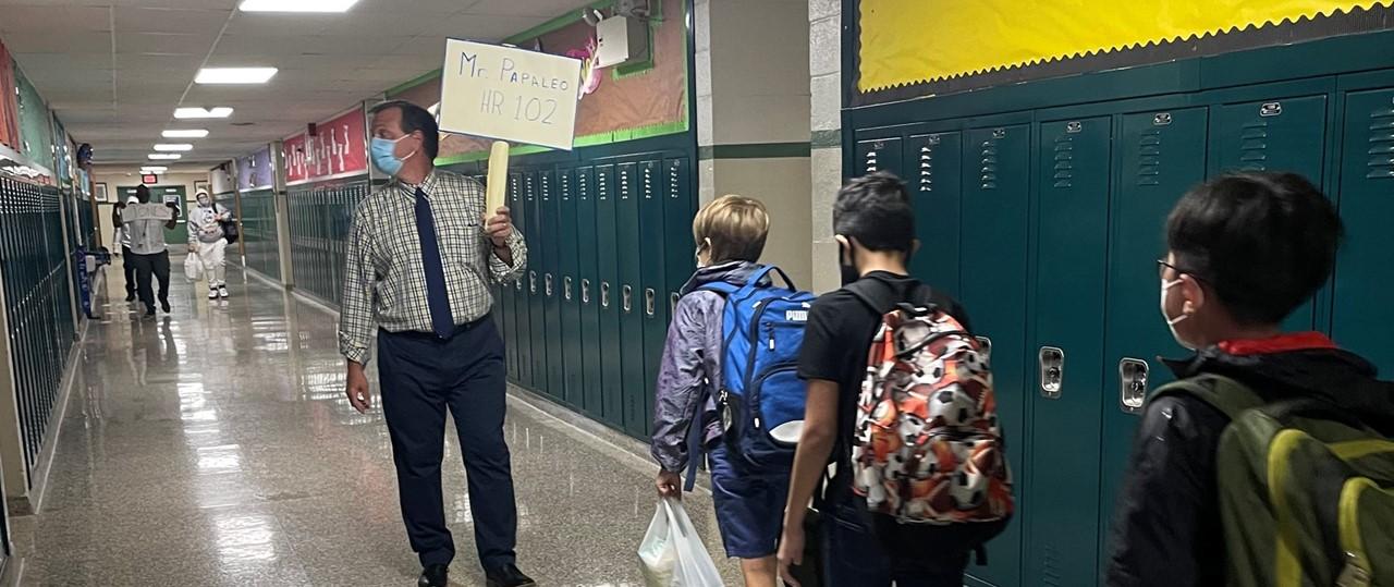 5th grade arrival