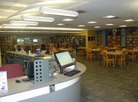 THS Library Media Center